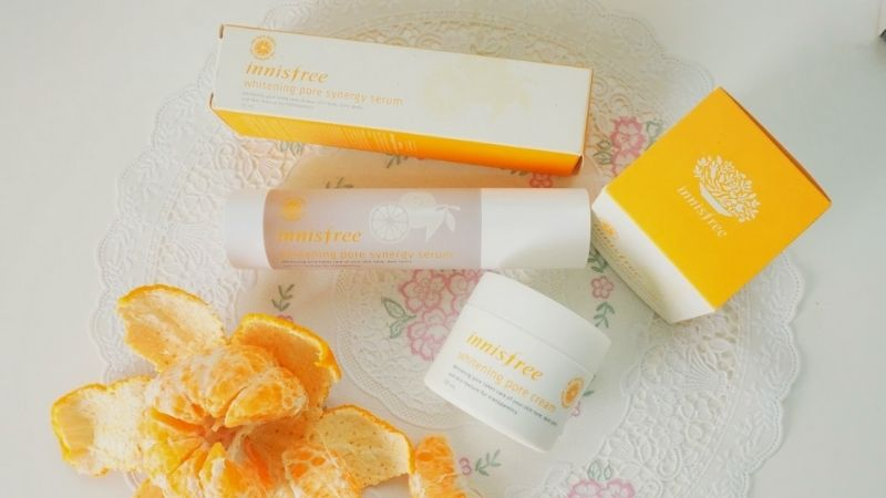Kem dưỡng trắng da Whitening Pore Cream