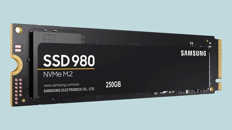 Ảnh minh họa SSD Samsung 980