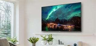 TCL ra mắt TV X12 Mini LED 8K: 85 inch, siêu mỏng, giá 36 triệu