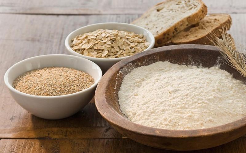 Bột mì nguyên cám