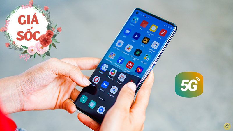 Xem ngay loạt smartphone 5G cũ đang rẻ hơn máy mới đến chục triệu