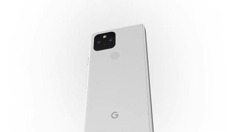 Google Pixel Fold có thông số camera không quá ấn tượng