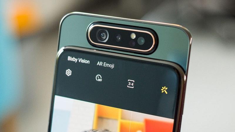 Galaxy A82 5G đi kèm camera trượt xoay độc đáo, chip Snapdragon 855+, RAM 8GB rò rỉ giá bán trước ngày ra mắt
