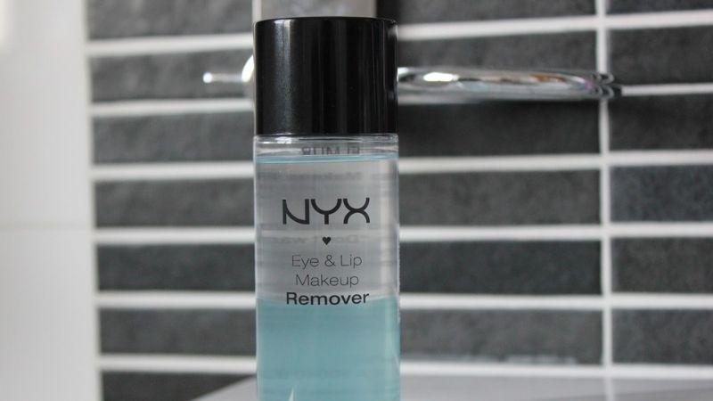 Nước tẩy trang NYX Eye & Lip Remover