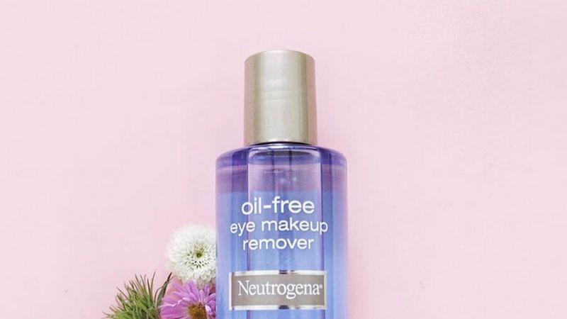 Nước tẩy trang Neutrogena Oil Free Eye Makeup Remover