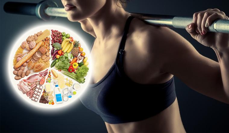 Thực đơn tăng cân an toàn, khoa học mà gymer nữ nào cũng mê tít
