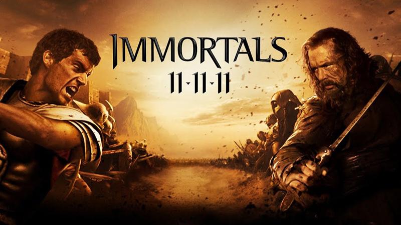 Immortals - Chiến binh bất tử