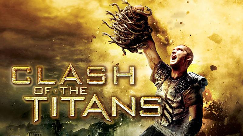 Clash of the titans – Cuộc chiến giữa các vị thần