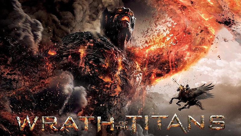 Wrath of the titans - Sự phẫn nộ của các vị thần