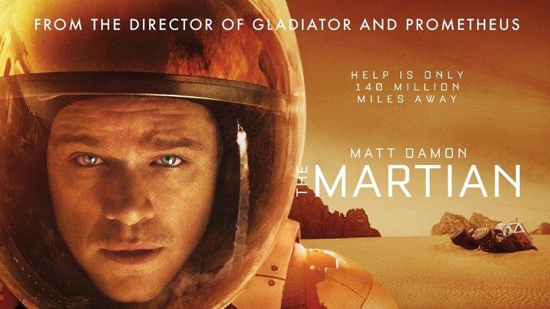 The Martian - Người về từ Sao Hỏa