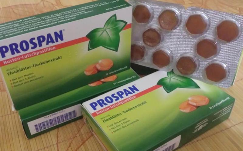 Viên ngậm Bảo Thanh giúp giảm đau họng