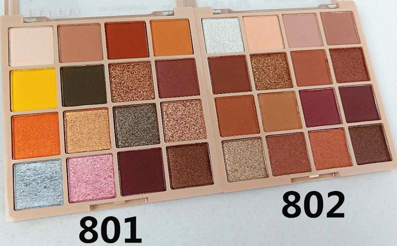 Bảng phấn mắt TUTU Kaqi Color Eyeshadow Palette