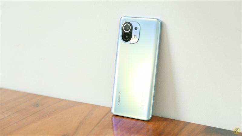 Xiaomi Mi 11 5G là chiếc smartphone cao cấp đến từ nhà Xiaomi được nhiều anh em công nghệ săn đón