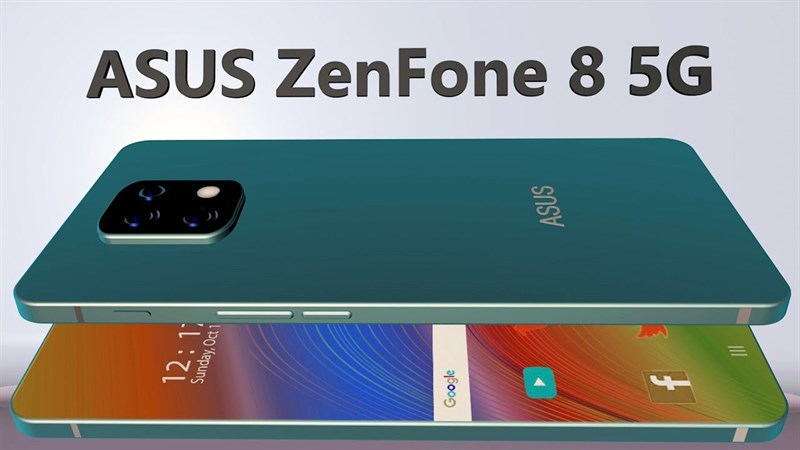 ASUS ZenFone Mini 8 lộ nhiều thông số kỹ thuật: Trang bị chip Snapdragon 888, màn hình OLED 5.9 inch 120Hz