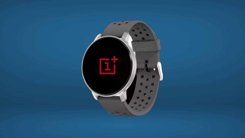 Đồng hồ thông minh OnePlus Watch có mặt số tròn được xác nhận sẽ ra mắt cùng OnePlus 9 vào ngày 23/3 tới