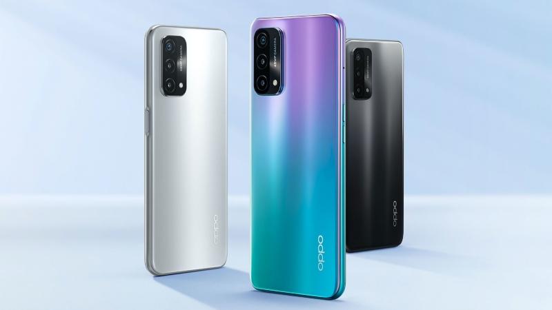 OPPO A54 5G chính là phiên bản đổi tên của OPPO A93 5G