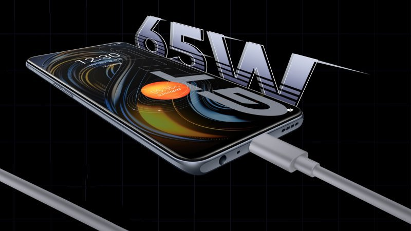 Xuất hiện smartphone Realme bí ẩn sở hữu thiết kế màn hình cong, hỗ trợ sạc nhanh 65W, có thể chính là Realme GT Neo