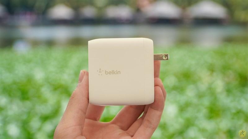 Belkin WCH003 mang đến sự thuận tiện cho người dùng.