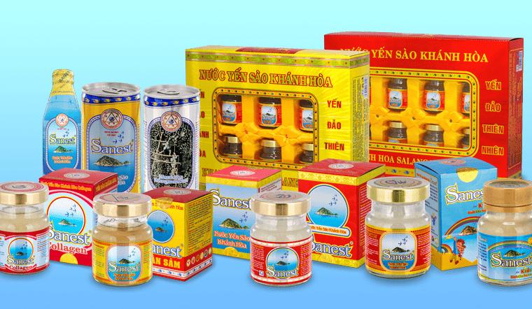 Bổ sung dinh dưỡng cho cả nhà với nước yến sào Sanest Khánh Hòa