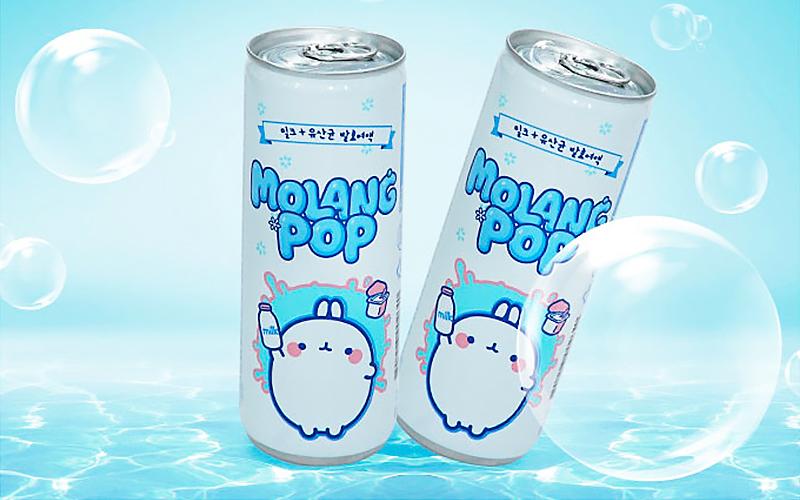 Thương hiệu Molang Pop