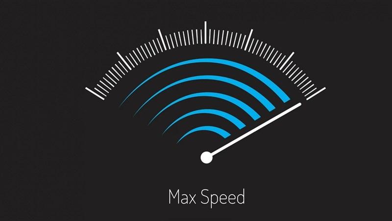 tốc độ mạng trên Windows