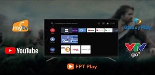 Hướng dẫn dò kênh trên Smart Tivi Casper chuẩn nhất, chính xác nhất