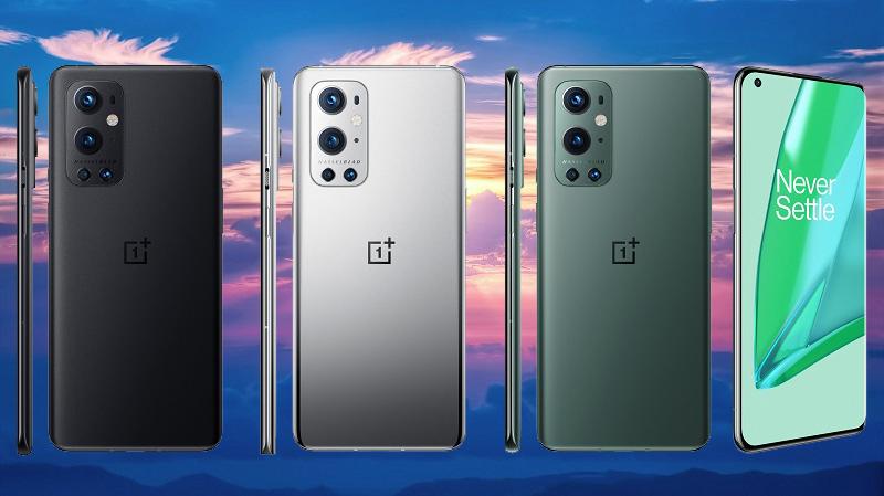 OnePlus 9 5G và OnePlus 9 Pro 5G lộ ảnh render sắc nét với thiết kế cuốn hút cùng nhiều màu sắc tươi mới