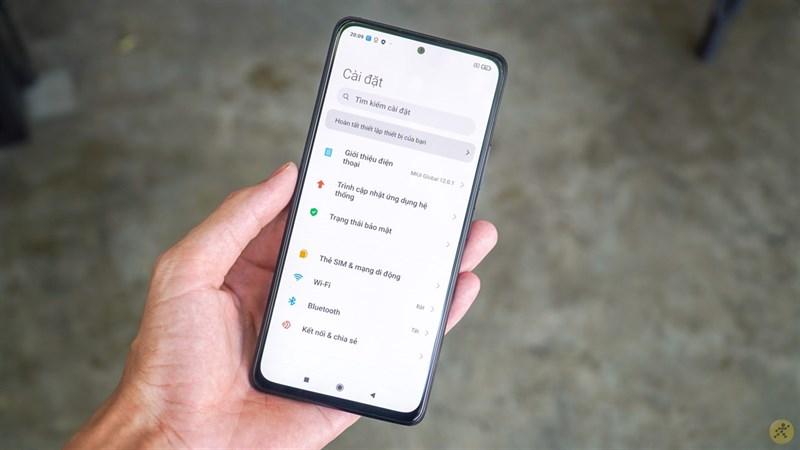 Redmi Note 10 Pro cho trải nghiệm mượt mà