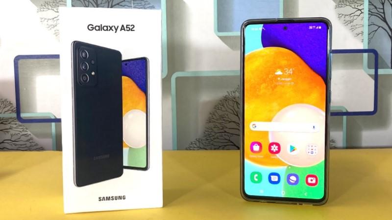 Lộ giá bán Galaxy A52 và Galaxy A72