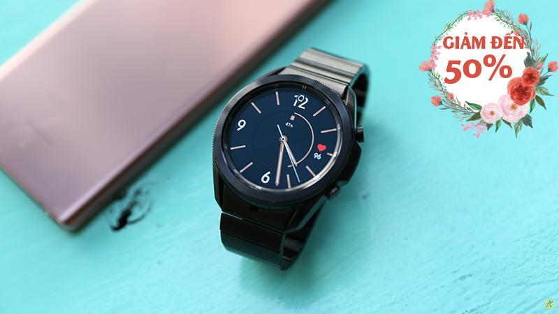 Lên đời Galaxy Watch với chương trình Thu Cũ Đổi Mới, giảm đến 50%