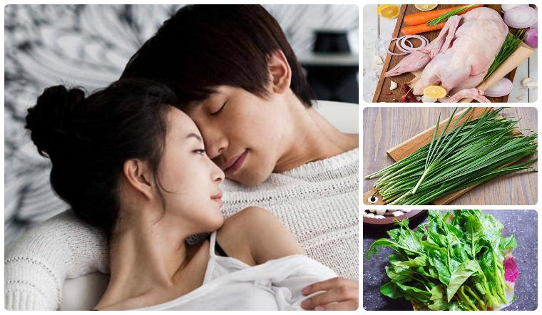 """Chăm ăn 1 loại thịt và 2 loại rau này, """"chuyện yêu"""" thăng hoa bất ngờ"""