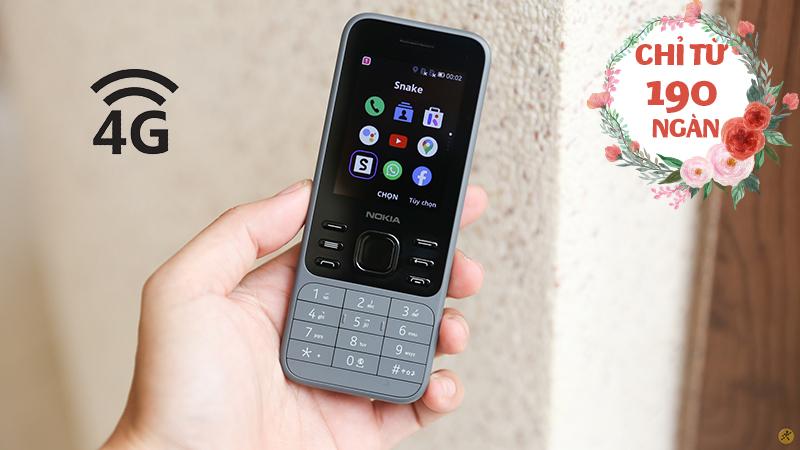 Không nghe lầm đâu! Điện thoại Nokia cũ có giá siêu rẻ chỉ từ 190 ngàn