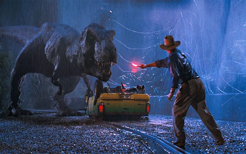 Jurassic Park - Công viên kỷ Jura