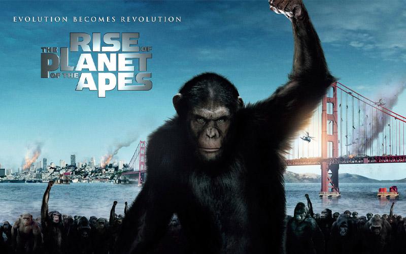 Rise of the Planet of the Apes - Sự trỗi dậy của hành tinh khỉ