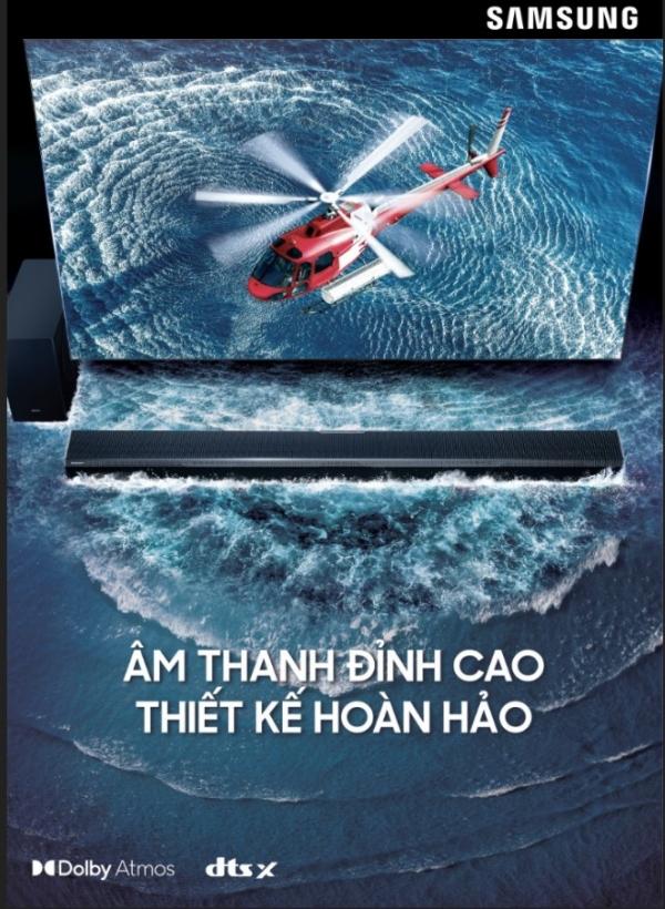 Samsung ra mắt loa thanh Q-Series và A-Series 2021 tại Việt Nam, tích hợp nhiều công nghệ đột phá, giá từ 4.49 triệu đồng