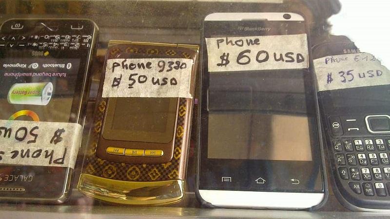 'Dạo' qua thị trường điện thoại 'nhái': Samsung bị sao chép nhiều nhất