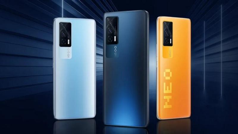 iQOO Neo5 ra mắt
