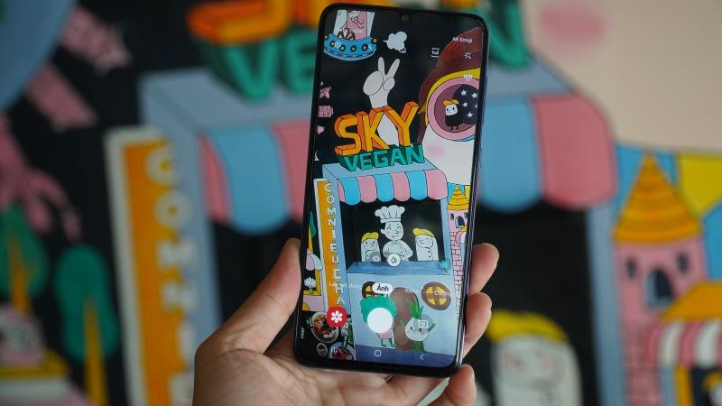 Samsung Galaxy A70 bắt đầu được cập nhật Android 11 với giao diện One UI 3.1, quả là một tin vui dành cho chiếc smartphone đời 2019