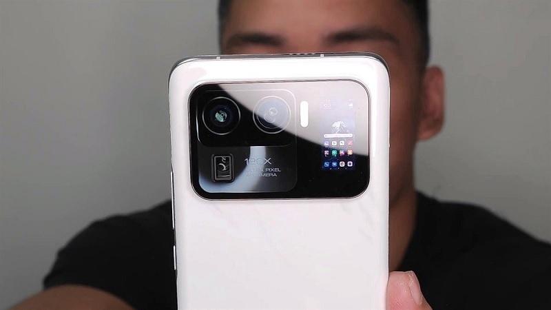 Xiaomi Mi 11 Ultra lộ ảnh thực tế