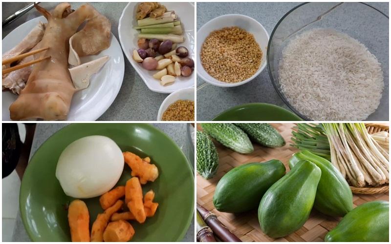 Cách nấu cháo dựng bò thơm ngon bổ dưỡng cho cả gia đình