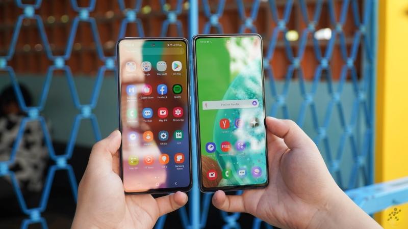 Galaxy A52 và Galaxy A72 sẽ được hỗ trợ cập nhật phần mềm tới 4 năm