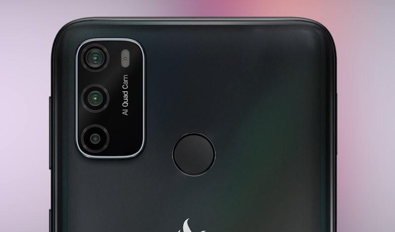 Cụm 3 camera của Vsmart Star 5