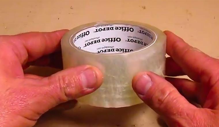 Đây là cách để lột băng keo khi bị mất dấu nhanh nhất mà chưa ai từng chỉ bạn