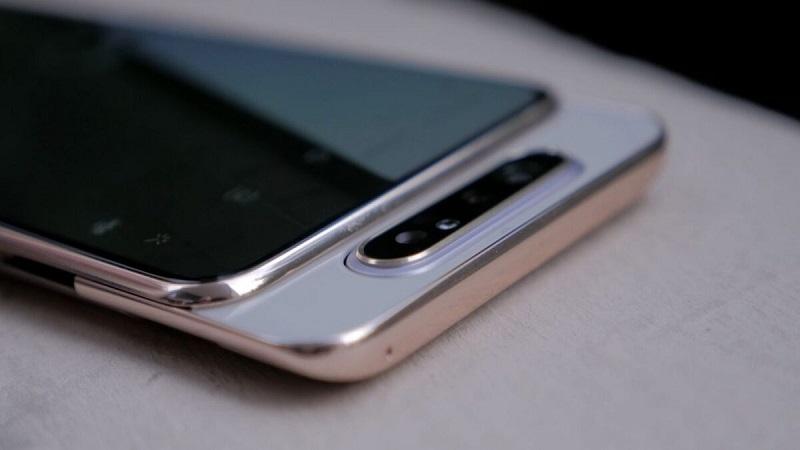 Samsung Galaxy A82 với thiết kế độc đáo sẽ sử dụng cảm biến camera chính 64MP do Sony cung cấp