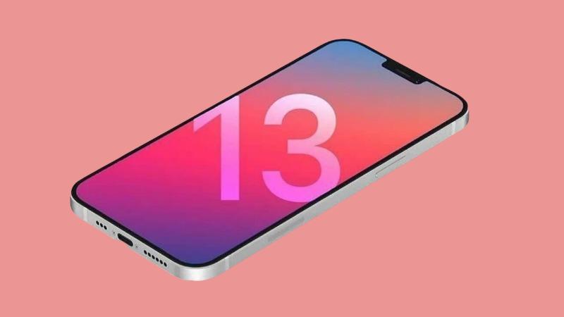 Lộ ảnh render của iPhone 13 cho thấy notch nhỏ gọn và viên pin lớn