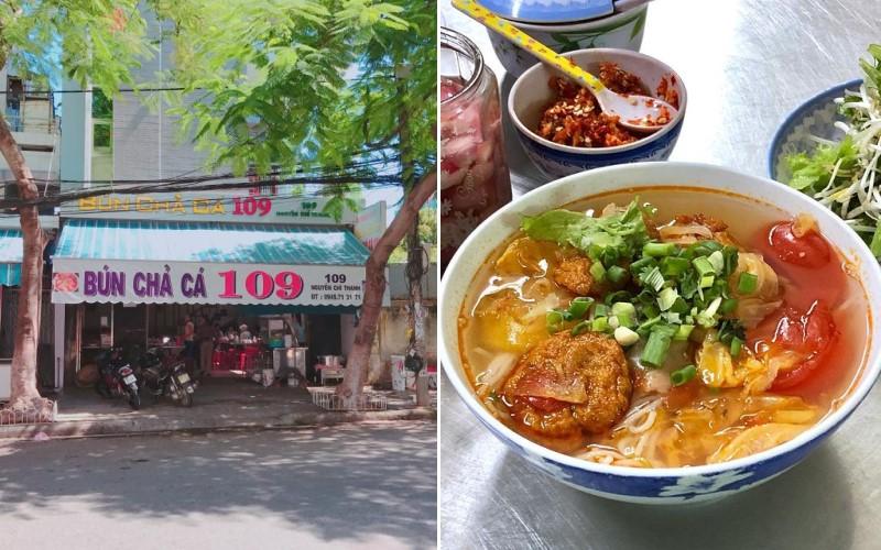 Bún chả cá 109 Nguyễn Chí Thanh
