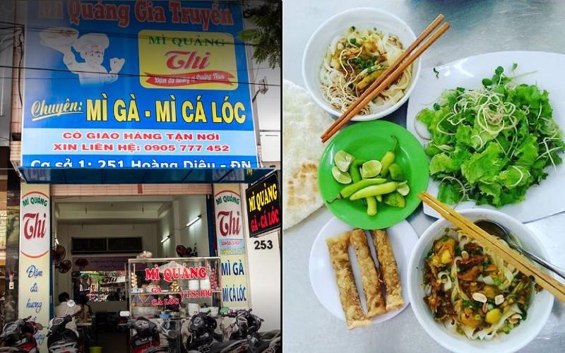 Mì Quảng Thi