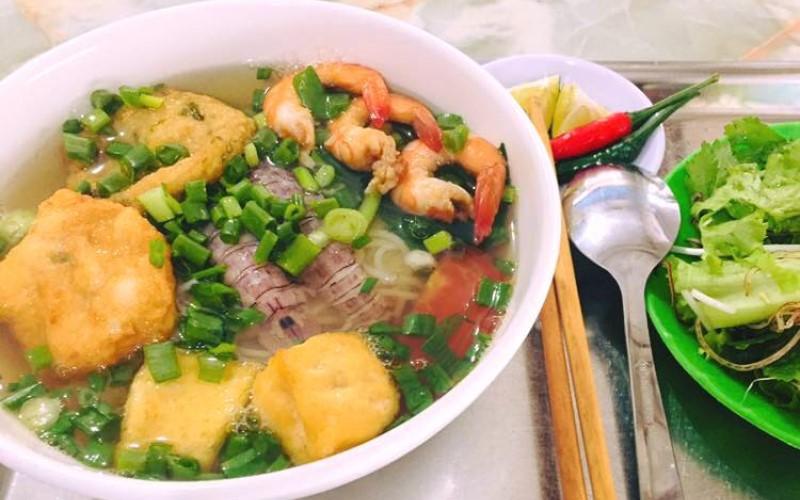 Bún hải sản Thanh Hương Quán