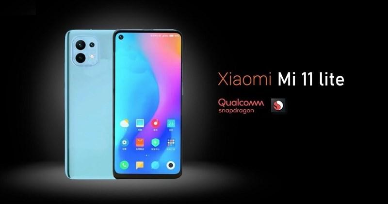 Xiaomi Mi 11 Lite chip Snapdragon 765G, màn hình 120Hz vừa được xác nhận sẽ đi kèm với công nghệ sạc nhanh 33W