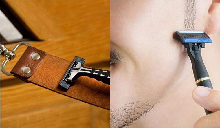 Đây là cách để sử dụng dao cạo cả năm vẫn bén không cần thay lưỡi